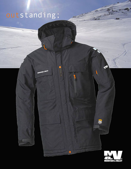 M&V N-Tech Parka